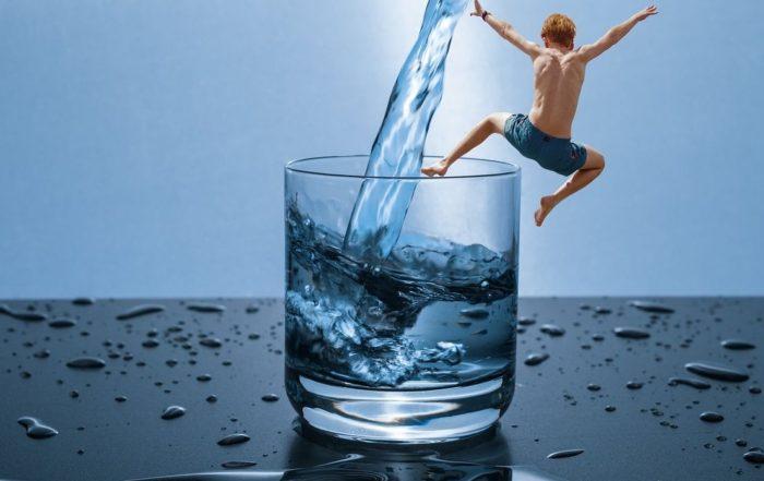 apa curata apă curată
