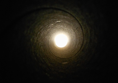 teava tunel apa curata teraplast